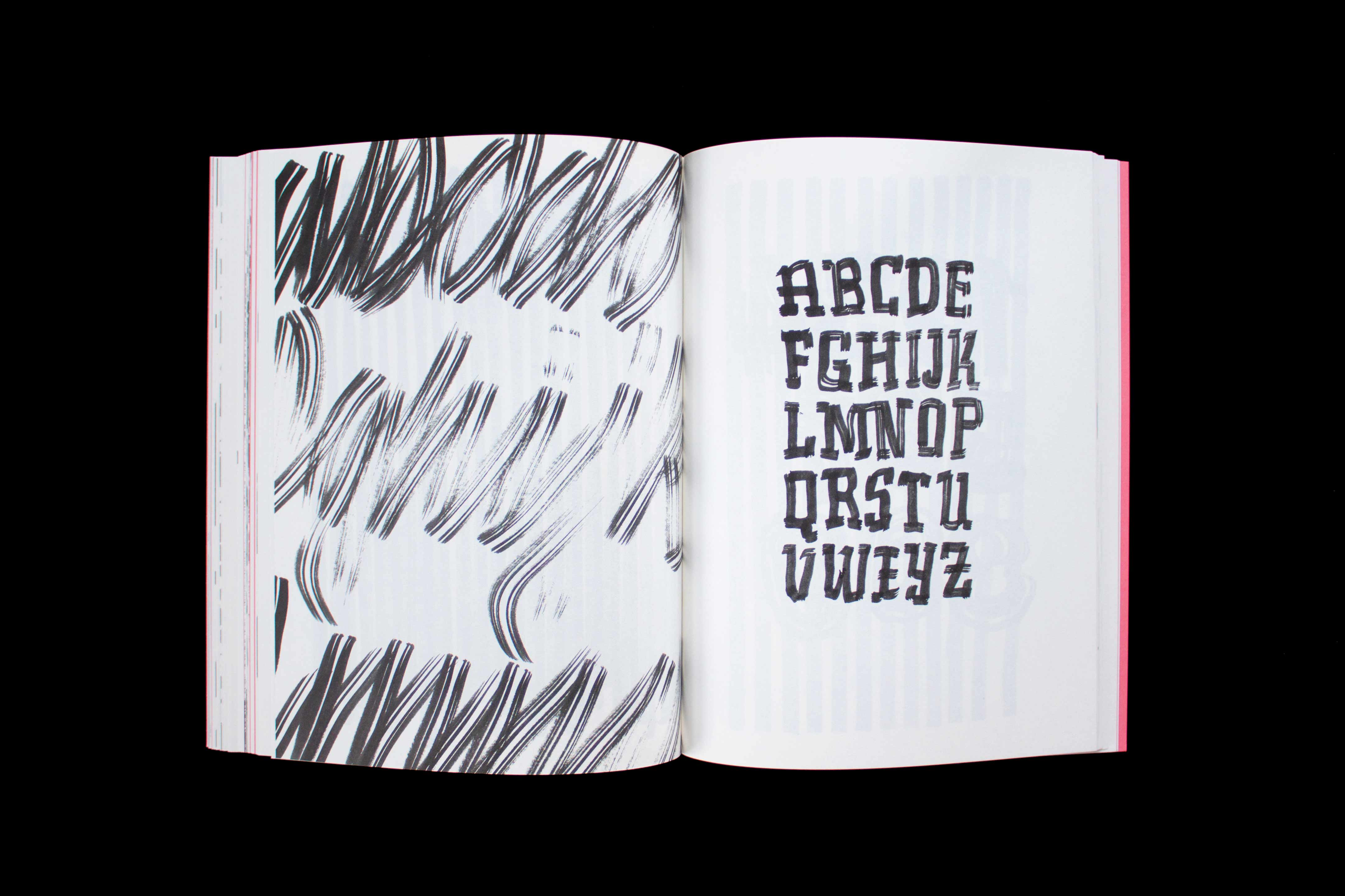 Merle Michaelis / Lettering & Typografie Into Letters